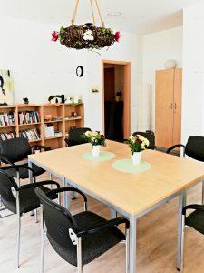 Unsere Räume - Hospizverein Nordhausen e.V.
