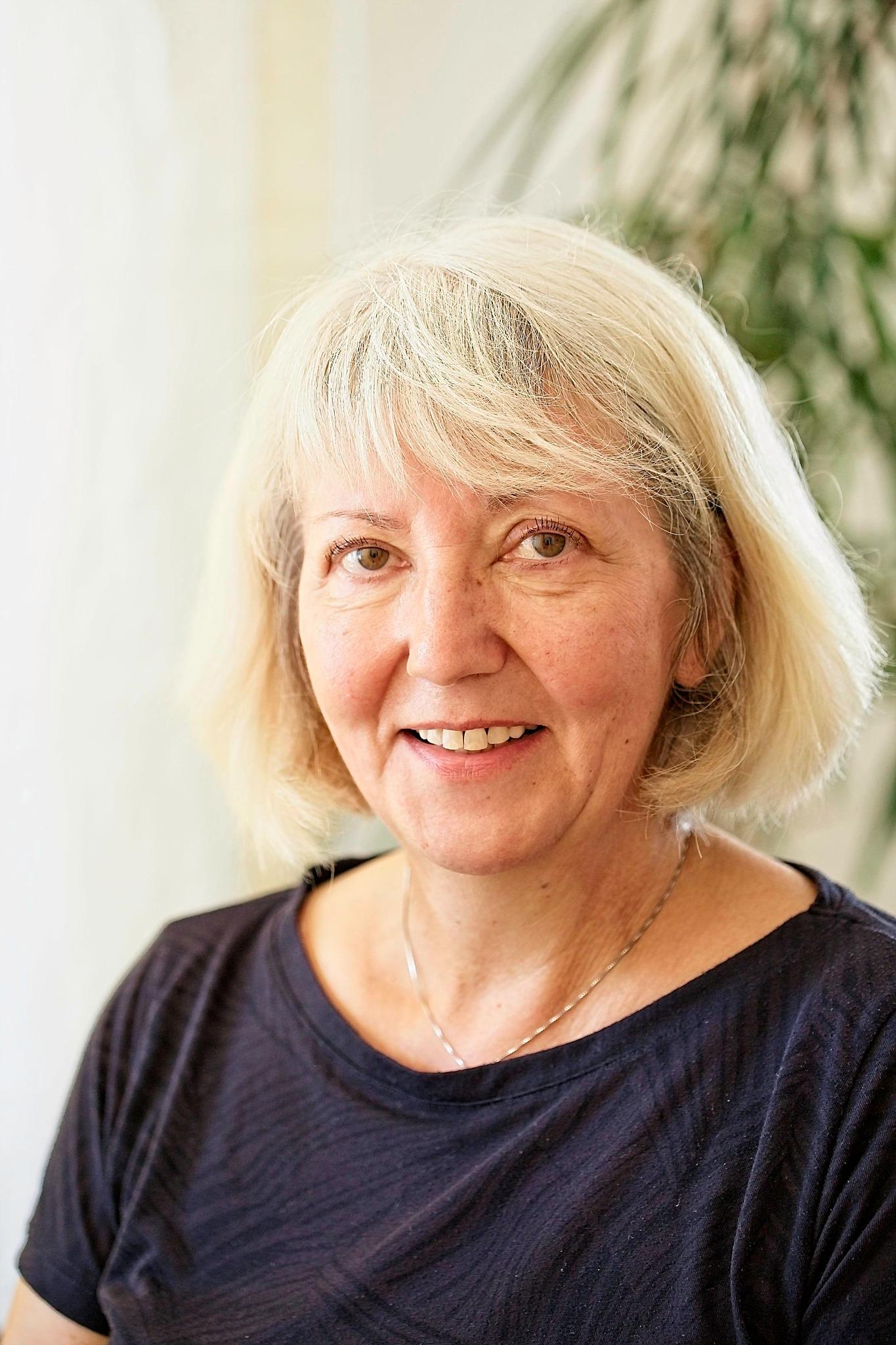Karin Fernschild - Vorstand Hospizverein Nordhausen e.V.