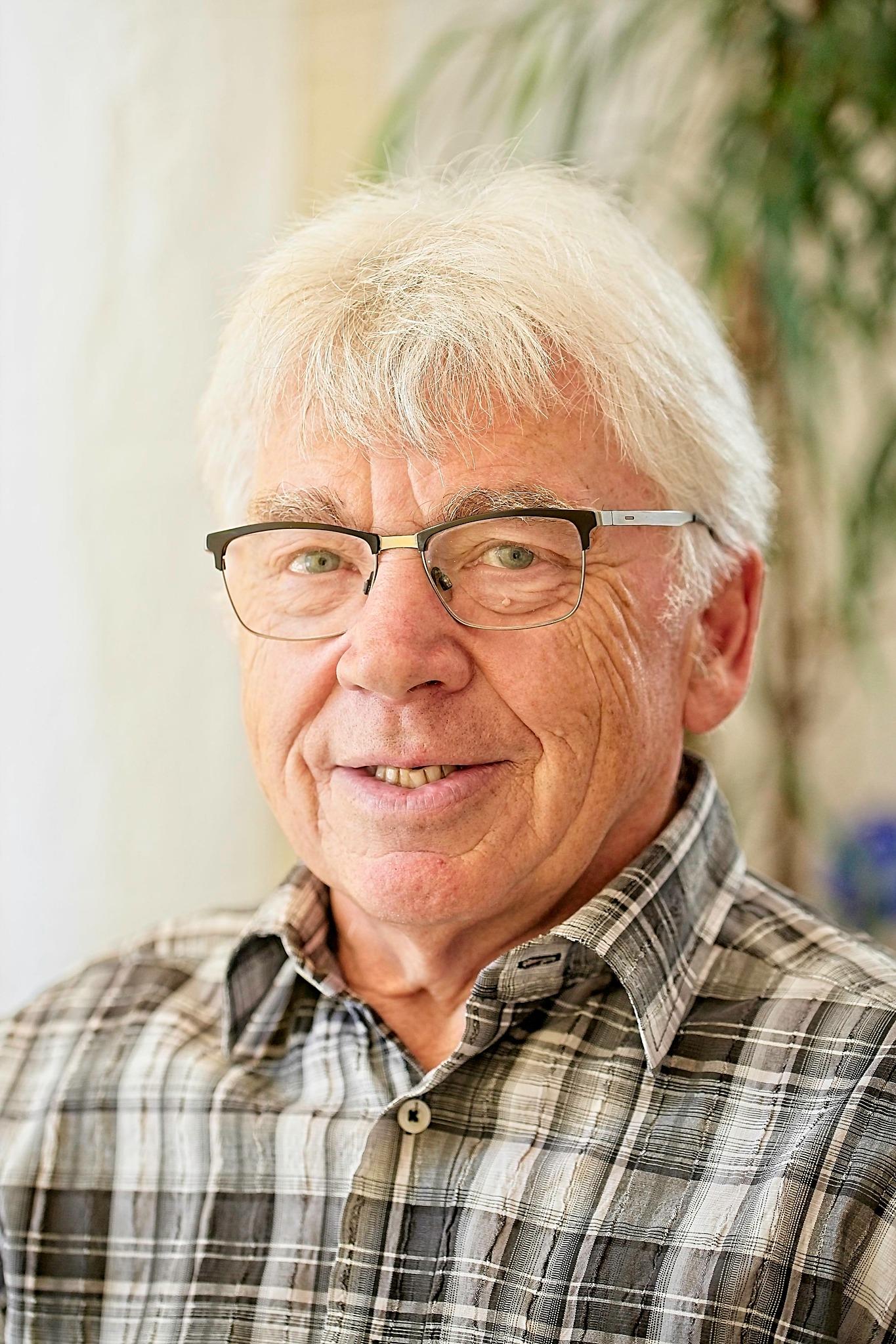 Edmund Döring - Vorstand Hospizverein Nordhausen e.V.