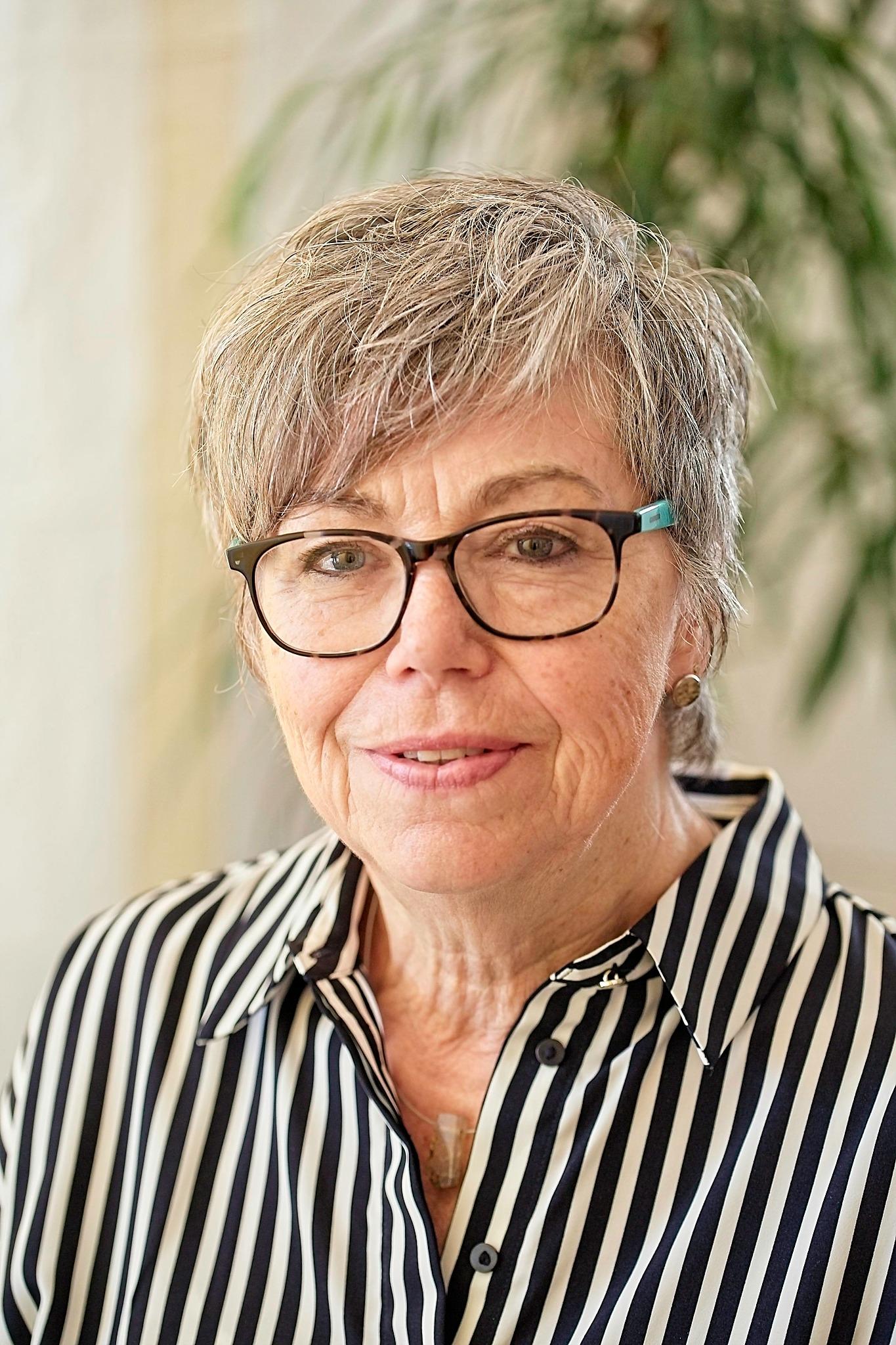 Renate Völker - Vorstand Hospizverein Nordhausen e.V.