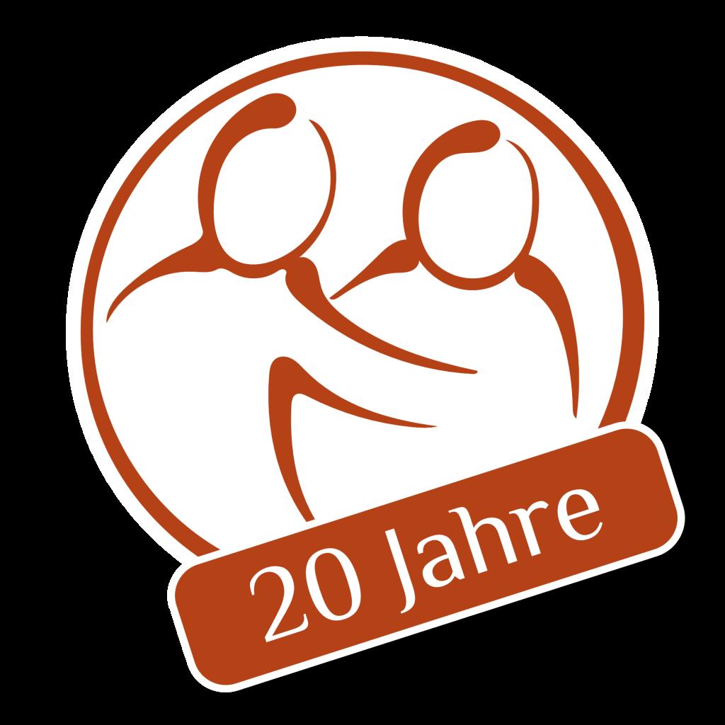 Logo Hospizverein Nordhausen - 20 Jahre